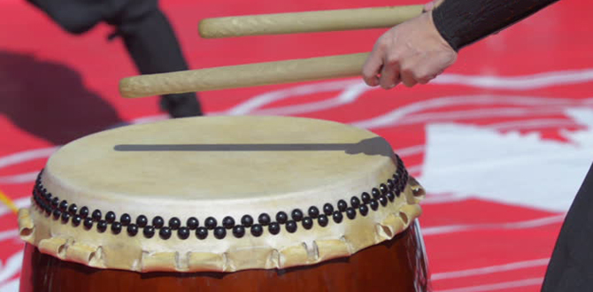Taiko Drumming: Body, Mind, and Spirit